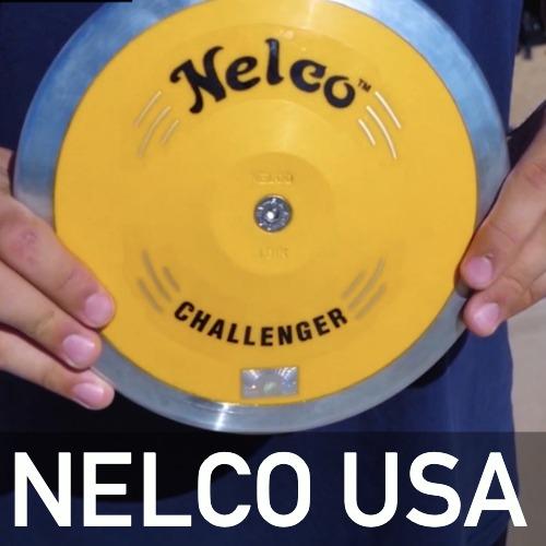 Brand New Nelco 1.6K  Challenger Discus